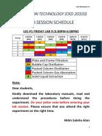 2018 July_L01 P1 Lab Schedule.docx
