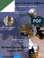 February 2019 4th Week Current Affairs Update.pdf