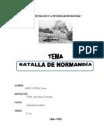 Batalla de Normandía.docx