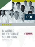 IDENTCO Corporate Brochure (2010)
