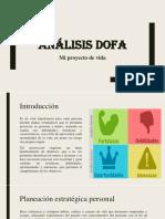 Análisis DOFA