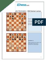 Puzzles - Double Fianchetto Domination