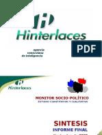 Monitor Noviembre 2009 - Sintesis Ejecutiva (Noviembre 2009)[1]