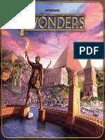 7 Wonders 中文规则