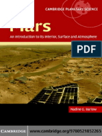 Mars - An Introduction to its interior, surface and atmosphere (Nadine G. Barlow).pdf