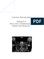 "Bachelard G. - Preface à Paul diel ""Symbolism inGreek Mythology"""