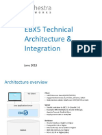 EBX5 Architecture Integration