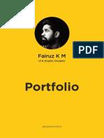 Fairuz Portfolio 2019