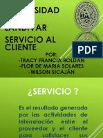 Atención Al Cliente 01