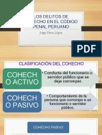 2. Clase Cohecho