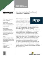 Microsoft MBR - Blackstone&Cullen Case Study