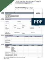 401b Application Form (Engine Dept) 050515