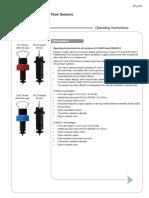 Flow Transmitter GF Signet 515 Manual.pdf