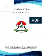 DRAFT Program Kerja
