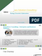 BWC Company Profile Brief PLM