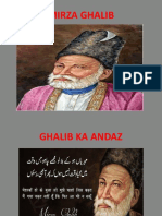 Mirza Ghalib.ppt