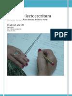 Fichas Lectoescrituras Primera Parte