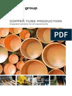 P-325E Copper Tube Production