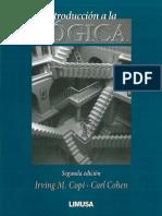 [01].Irving M. Copi - Introducción a La Lógica