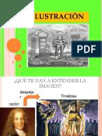 Ilustración y Despotismo Ilustrado