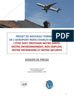 Dossier de Presse T4 Paris CDG - Lundi 15 Avril 2019