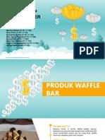 UMKM Waffle di Palu