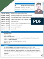 CV - Khalat Shorsh Muhammad 2