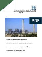 JPCL INTERNSHIP REPORT FARHAN HUSSAIN JAMALI