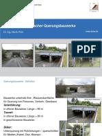 1 Überblick Unterirdischer Querungsbauwerke Pohl