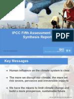 PCC Fifth Assessment Report