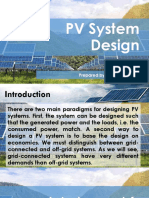 PV System Design.pptx