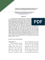 Analisis Kemampuan Literasi Sains Biologi Siswa Sltp Se Kecamatan Pantai Cermin Kabupaten Solok 1