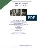 x-ray machine ge compax 40e.pdf