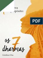 Descubra Seu Propósito - Os 7 Dharmas, De Giridhari Das