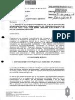 PROYECTO DE INCORPORACIÓN PRESUPUESTAL 2019