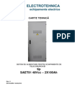 SAET01 48V-2X100Ah -CT