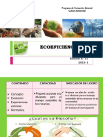 ECOEFICIENCIA-INGENIERIA AMBIENTAL