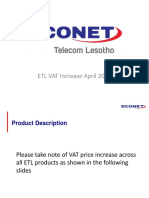 VAT Increase Comms_Apr2019