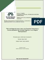 REDACCION DE GRREN FOOD PROYECTO.doc