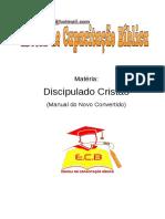(03) Discipulado Cristão - Manual do Novo Convertido-1.pdf
