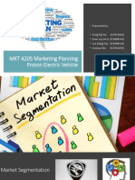 MKT 4205 Marketing Planning Final Version