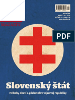 Slovenský štát - publikácia Denníka N