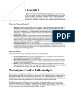 What is Ratio Analysis.docx
