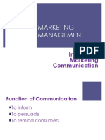 Chapter Integrated Marketing Communication-revisi