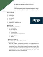 Laporan PKL Revisi 1