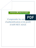 Comprendre Les Services d Authentification Et de Profil ASP.net Ajax