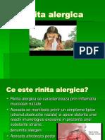 Curs 2 Rinita Alergica