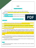 Cursurile Mele La Procedură-Sem.ii