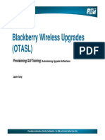 Blackberry Wireless Upgrade