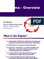 Six Sigma Overview[1]